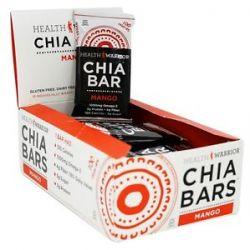 Health Warrior Chia Bar Mango 0 88 Oz
