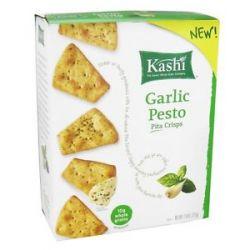Kashi Garlic Pesto Pita Crisps 7 9 Oz