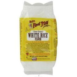 Bob's Red Mill Gluten Free White Rice Flour 24 Oz
