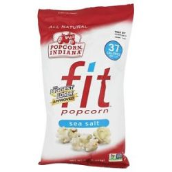 Popcorn Indiana Fit Popcorn Sea Salt 4 4 Oz