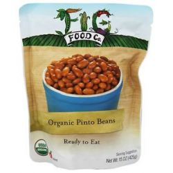 Fig Food Company Organic Pinto Beans 15 Oz