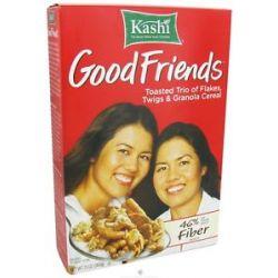 Kashi Good Friends High Fiber Cereal 13 Oz