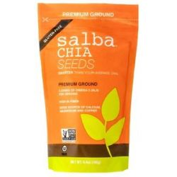 Salba Smart Salba Chia Premium Ground 6 4 Oz