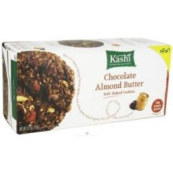 Kashi Soft Baked Cookies Chocolate Almond Butter 8 5 Oz