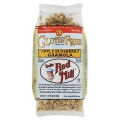 Bob's Red Mill Gluten Free Granola Apple Blueberry 12 Oz