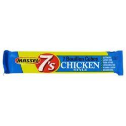 Massel Gluten Free 7 Bouillon Cubes Chicken Style 1 23 Oz