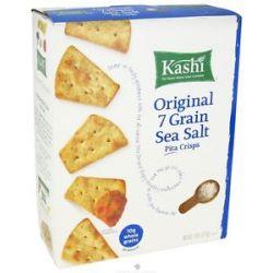 Kashi Original 7 Grain Sea Salt Pita Crisps 7 9 Oz