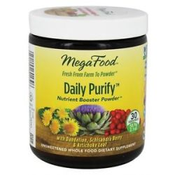 MegaFood Daily Purify Nutrient Booster Powder 2 1 Oz
