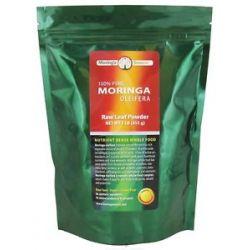 Moringa Source Moringa Oleifera Raw Leaf Powder 1 Lb