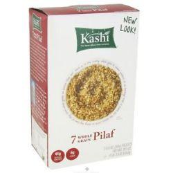 Kashi 7 Whole Grain Pilaf 3 x 6 5 oz Packets 19 5 Oz
