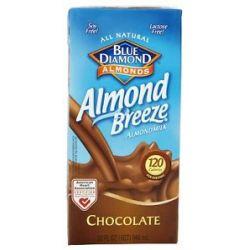 Blue Diamond Growers Almond Breeze Almond Milk Chocolate 32 Oz