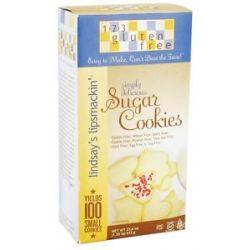 123 Gluten Free Lindsay's Lipsmackin' Sugar Cookie Mix 21 6 Oz