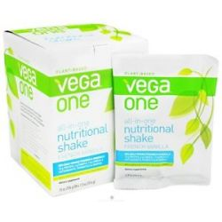 Vega All in One Nutritional Shake French Vanilla 10 Pack S