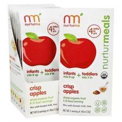 Nurturme Organic Dried Fruit 4 Months Crisp Apples 0 46 Oz