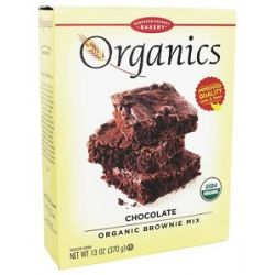 European Gourmet Bakery Organic Brownie Mix Chocolate 13 Oz