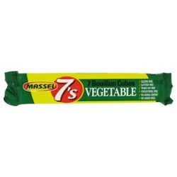 Massel Gluten Free 7 Bouillon Cubes Vegetable Style 1 23 Oz