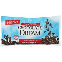 Test Dream Chocolate Dream Semi Sweet Baking Chips 10 oz formerly Sunspire