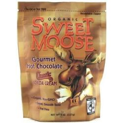 Funfresh Foods Sweet Moose Gourmet Hot Chocolate Organic Cocoa Chocolate 8