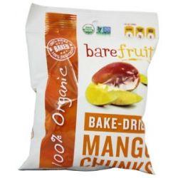 Bare Fruit 100 Organic Bake Dried Mangos 2 2 Oz