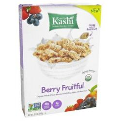 Kashi Organic Cereal Berry Fruitful 15 6 Oz