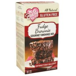 XO Baking Co Gourmet Brownie Mix Fudge 17 Oz