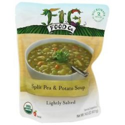 Fig Food Company Organic Split Pea Potato Soup 14 5 Oz