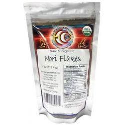 Earth Circle Organics Nori Flakes Raw Organic 4 Oz