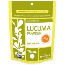 Navitas Naturals Lucuma Powder Certified Organic 8 Oz