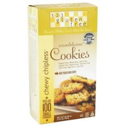 123 Gluten Free Chewy Chipless Scrumdelicous Cookie Mix 26 08 Oz