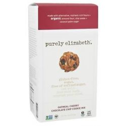 Purely Elizabeth Cookie Mix Oatmeal Cherry Chocolate Chip 1 Lb