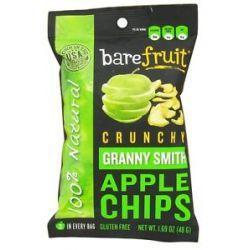 Bare Fruit 100 Natural Crunchy Apple Chips Granny Smith 1 69 Oz