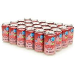Zevia All Natural Soda Sweetened with Stevia 12 oz Cans Dr Zevia Flavor 24