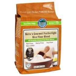 Authentic Foods Gluten Free Bett'ES Gourmet Featherlight Rice Flour Blend 3