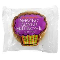 Alternative Baking Company Muffin Cookie Amazing Almond with Anise 4 25 Oz