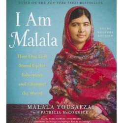 I Am Malala, The Girl Who Stood Up for Education and Changed the World Audio Book (Audio CD) by Malala Yousafzai, 9781478902331. Buy the audio book online.