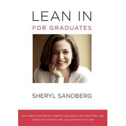 Lean in for Graduates, For Graduates Audio Book (Audio CD) by Sheryl Sandberg, 9780553544473. Buy the audio book online.