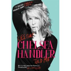 Lies That Chelsea Handler Told Me Audio Book (Audio CD) by Friends, 9781609411152. Buy the audio book online.