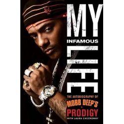 "My Infamous Life, The Autobiography of Mobb Deep's Prodigy Audio Book (Audio CD) by Albert ""Prodigy"" Johnson, 9781441795724. Buy the audio book online."