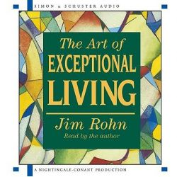 The Art of Exceptional Living Audio Book (Audio CD) by Jim Rohn, 9780743529068. Buy the audio book online.