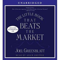 The Little Book That Beats the Market Audio Book (Audio CD) by Joel Greenblatt, 9780743555852. Buy the audio book online.