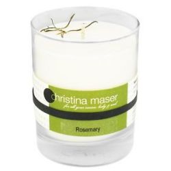 Christina Maser Natural Soy Wax Candle Rosemary 10 Oz