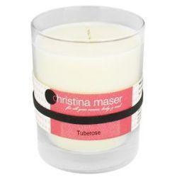 Christina Maser Natural Soy Wax Candle Tuberose 10 Oz