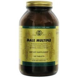 Solgar Male Multiple 180 Tablets