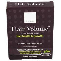 New Nordic Hair Volume 30 Tablets 5021807449552