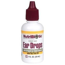 Nutribiotic Ear Drops 1 Oz 728177010553