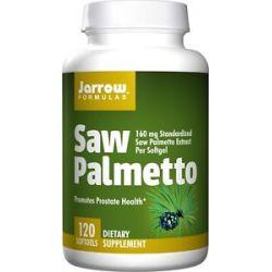 JARROW Formulas Saw Palmetto 120 Softgels