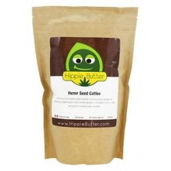 Hippie Butter Hemp Seed Coffee 8 Oz