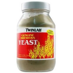 Twinlab Genuine Brewers Yeast 18 Oz