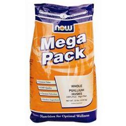 Now Foods Whole Psyllium Husk Mega Pack 10 Lbs