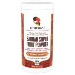 Atacora Essential Baobab Super Fruit Powder 8 Oz